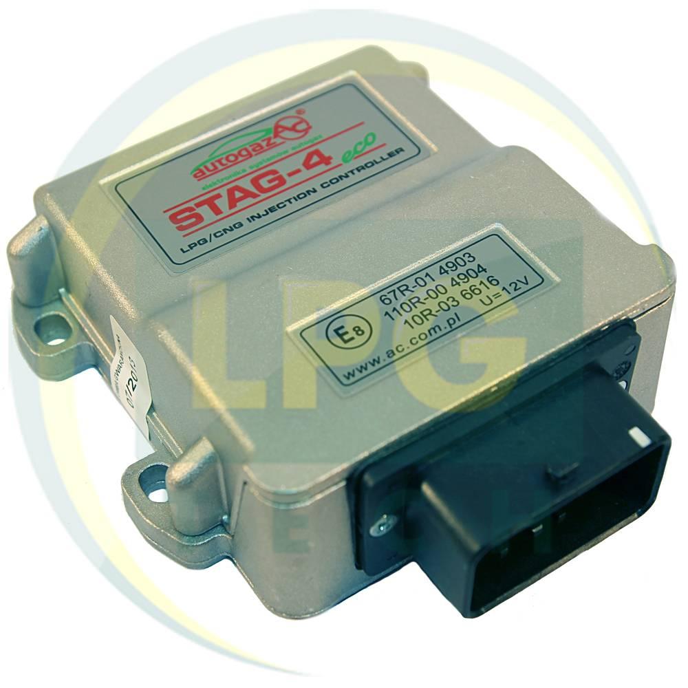 Система розподіленого уприскування газу Stag-4 Eco