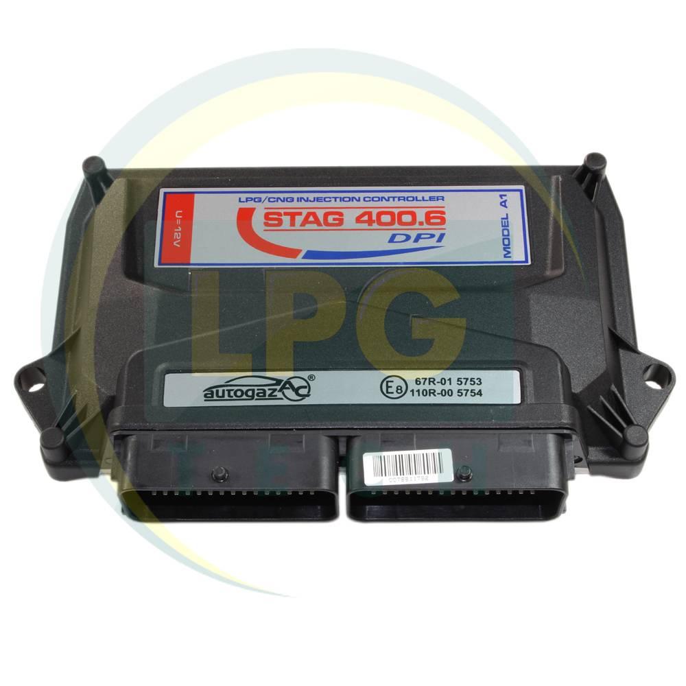 Новинка від AC S.A.: інжекторна система Stag 400 DPI: застосування, переваги