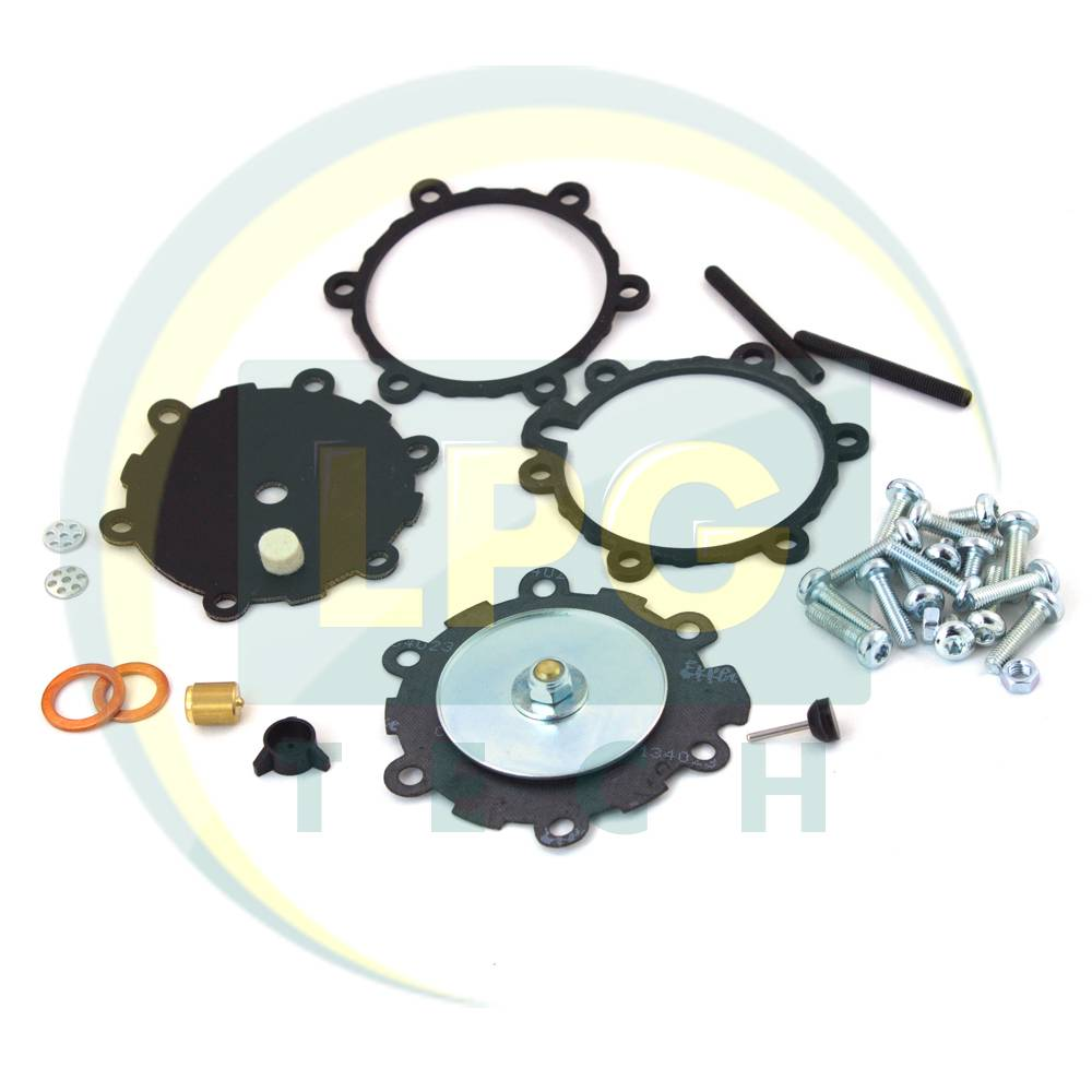 Ремкомплект для газового редуктора, ремонтний набір для редуктора, набір ремонтний, комплект для ремонту редуктора