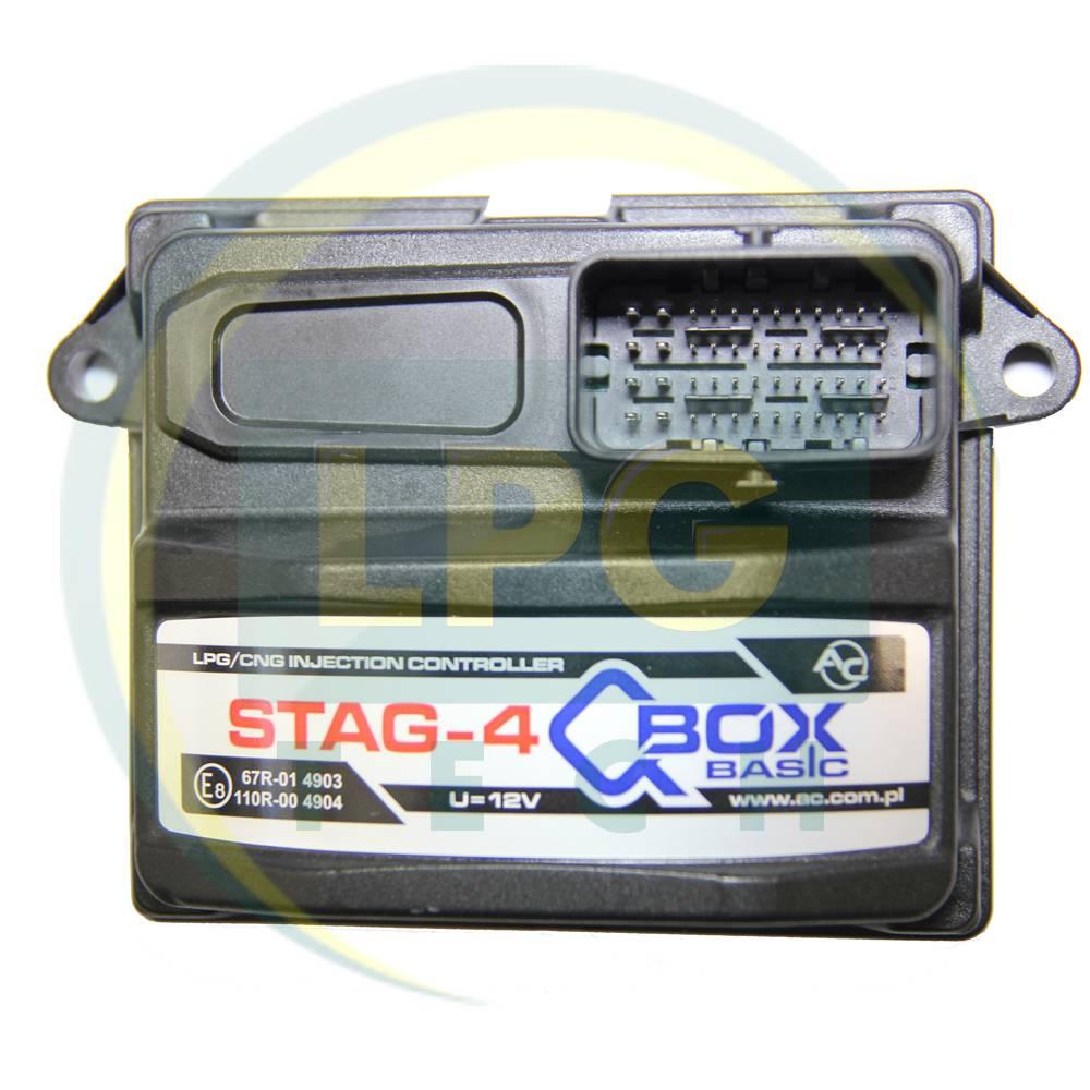Електроніка STAG-4 Q-BOX. Що нового, особливого?