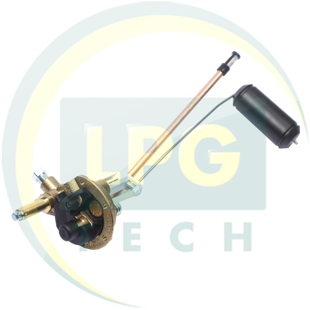 Мультиклапан Tomasetto Sprint 315-30 класу A з котушкою без ВЗП (вихід газу D8) (MVAT0205x1)