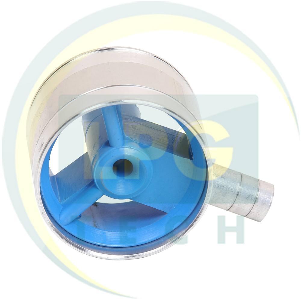 Змішувач потоковий D70 мм