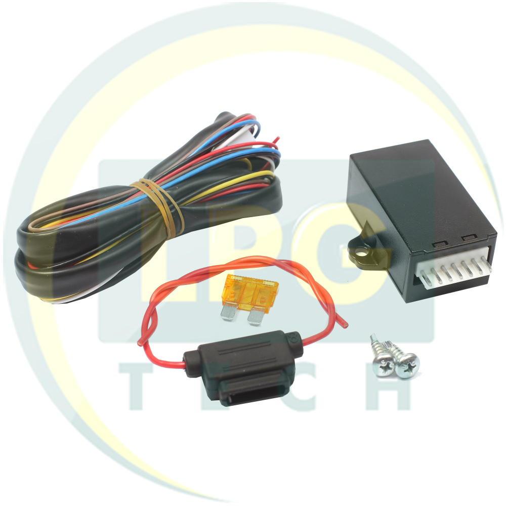 Перемикач виду палива Atiker інжектор з індикацією (20 кОм)