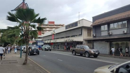 Перша станція LPG відкривається в центральному діловому районі столиці Фіджі