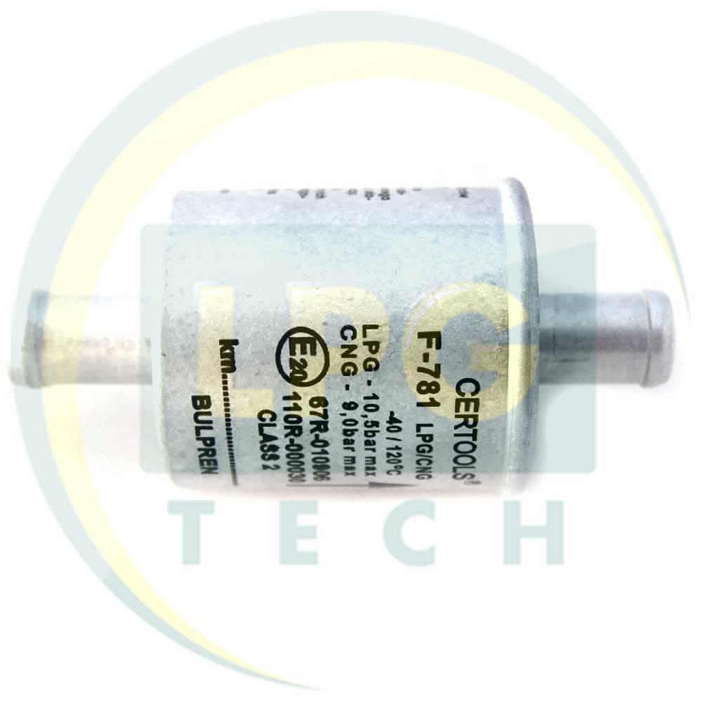 Газові форсунки Valtek 4 циліндри 3 Ом
