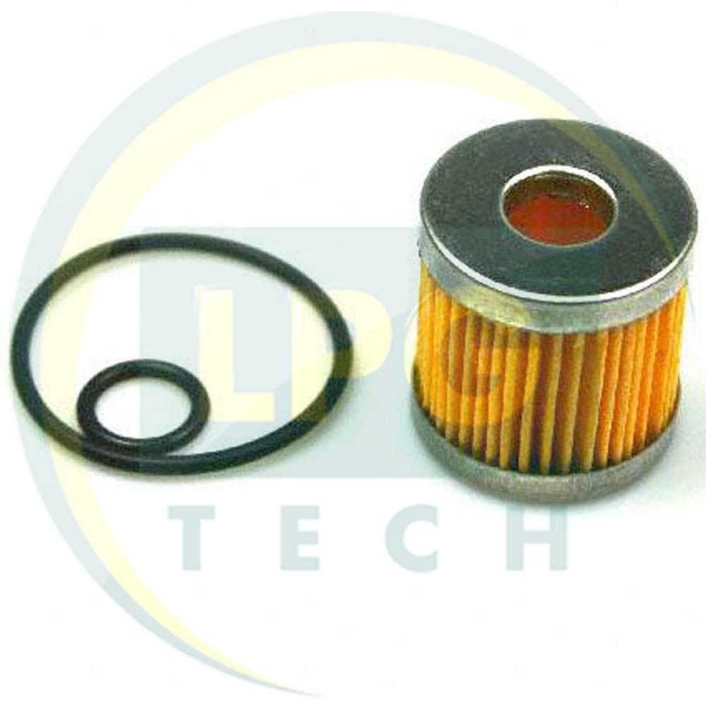 Фильтр клапана газа OMB с уплотнительными резинками