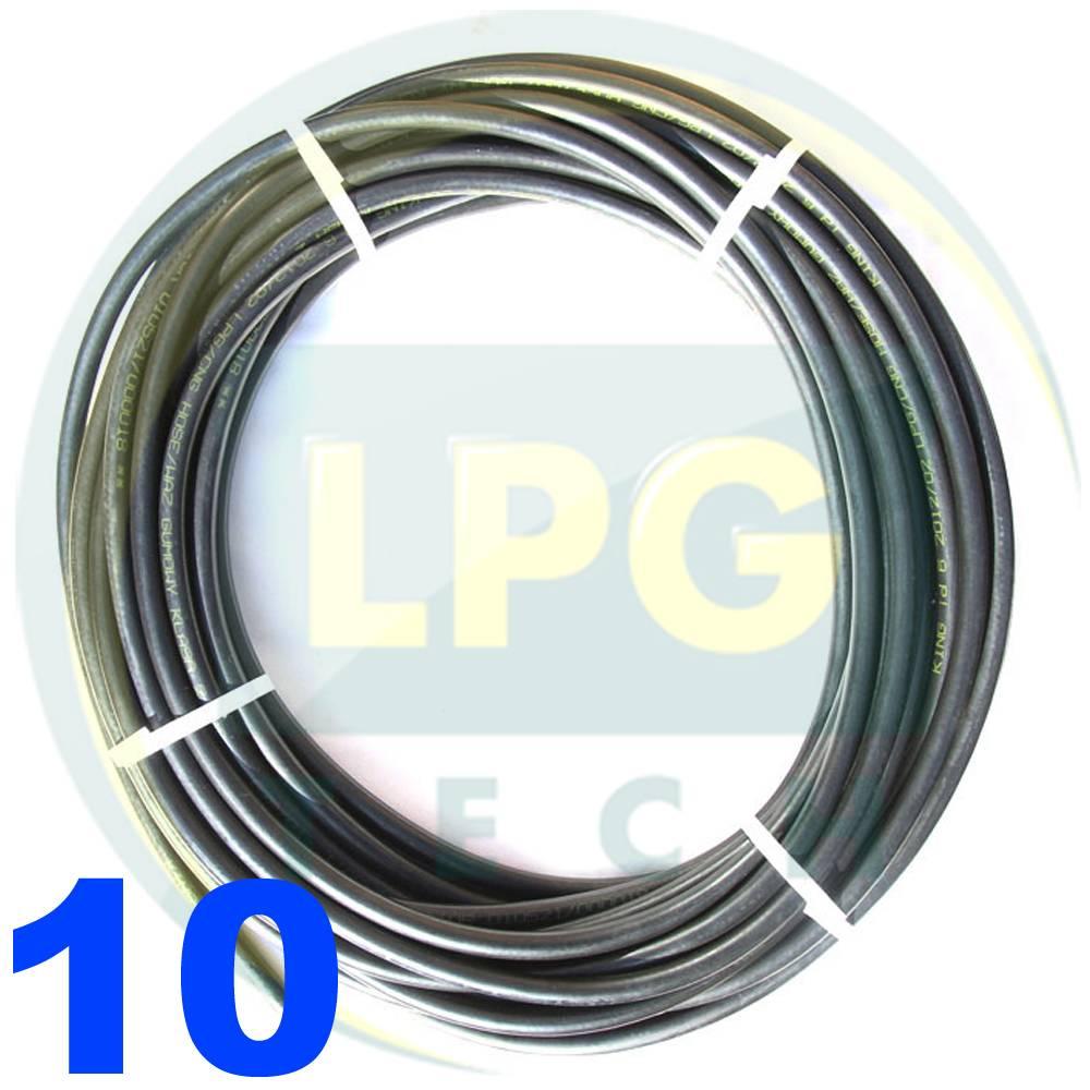 Рукав Fagumit газовий D10 мм (WT29-97 D10)