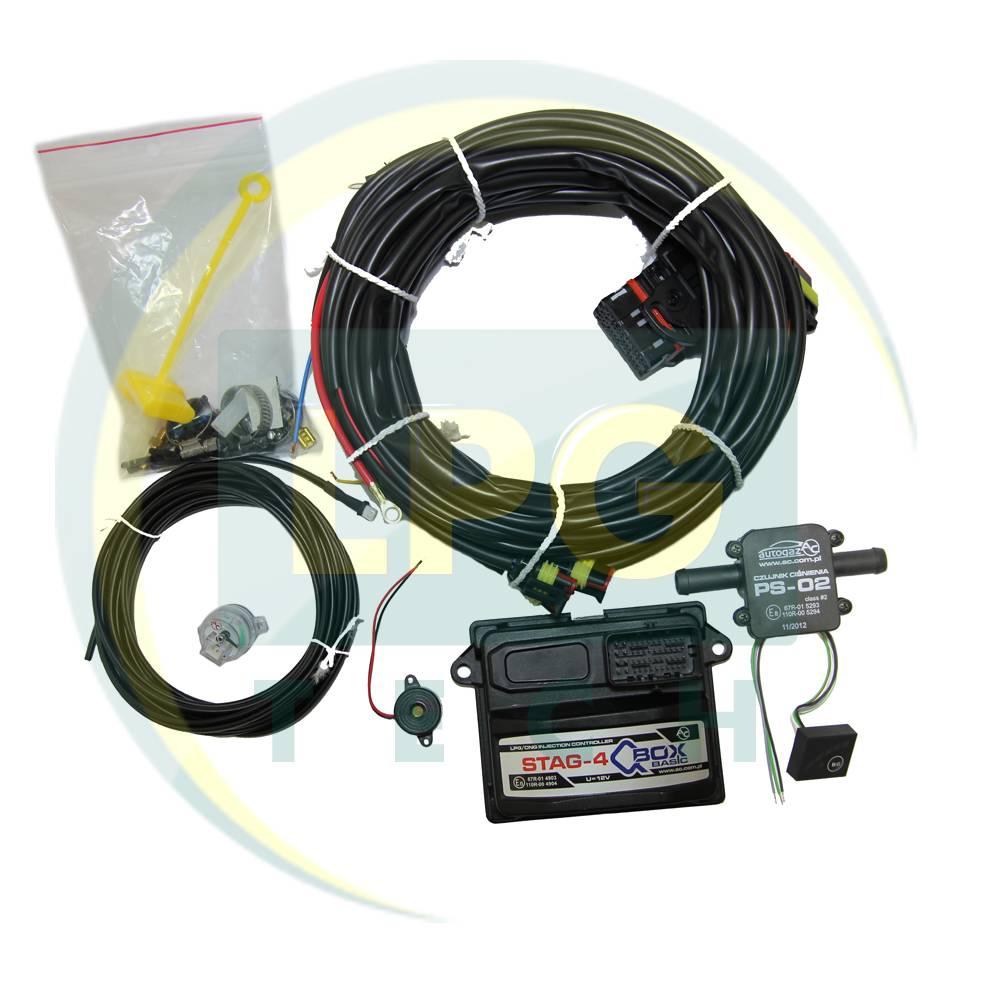Електроніка STAG-4 QBox Basic