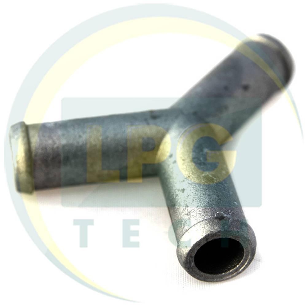 Тройник газовый 11х11х11 мм (металл)