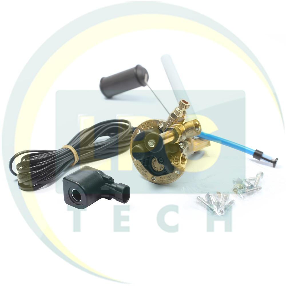Мультиклапан Tomasetto Sprint 180-0 класса A с катушкой без ВЗУ (MVAT0290.1)