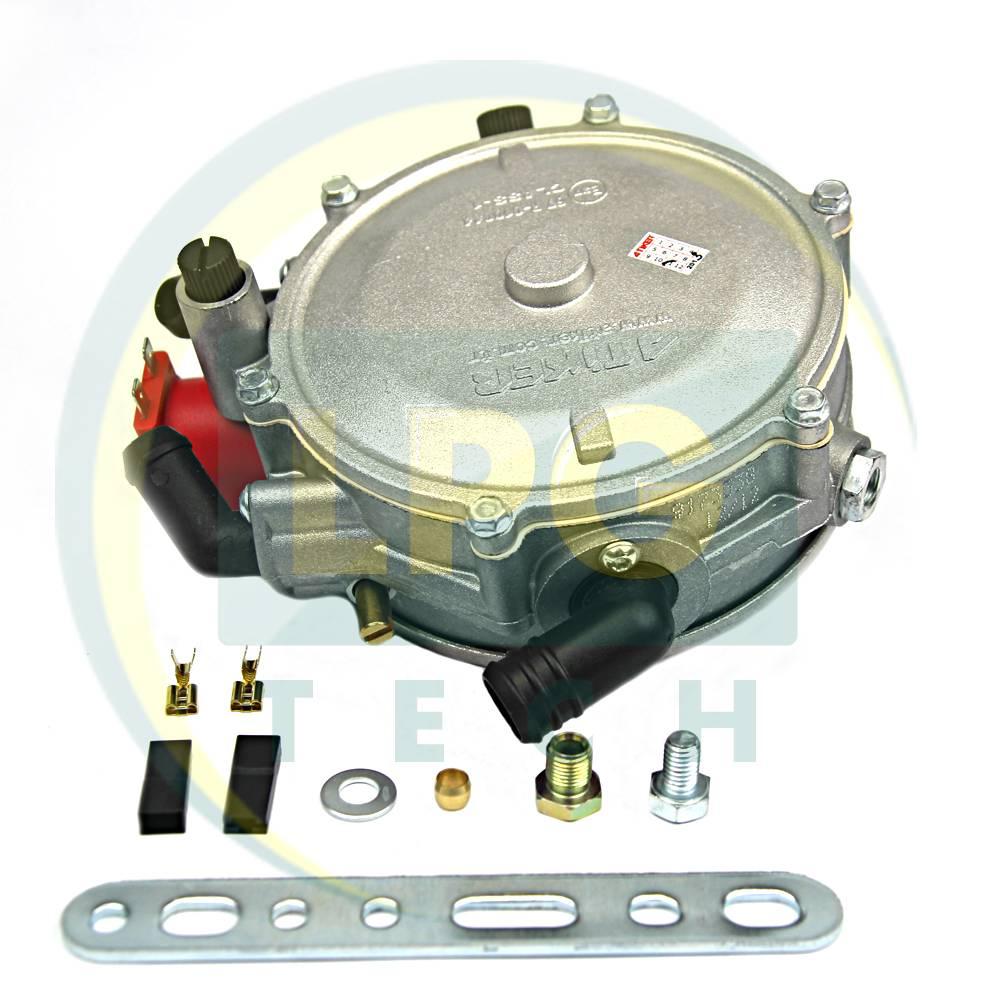 Редуктор Atiker до 90 kW пропан электронный