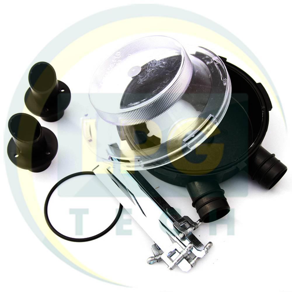 Вентиляційна коробка для мультиклапану Tomasetto AT00, AT02 (CMAT0005)