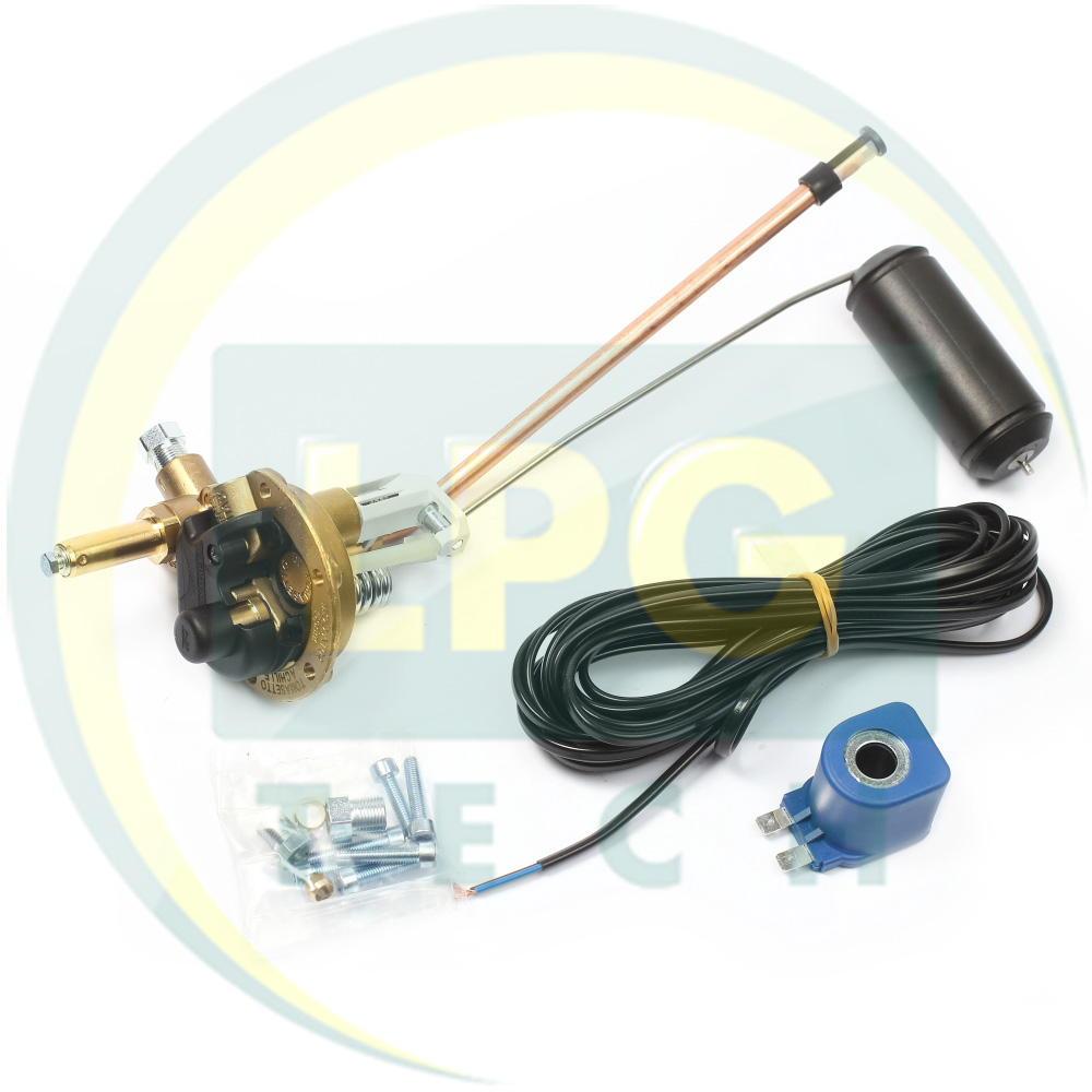Мультиклапан Tomasetto Sprint 270-30 класу A з котушкою без ВЗП (вихід газу D8) (MVAT0218x1)