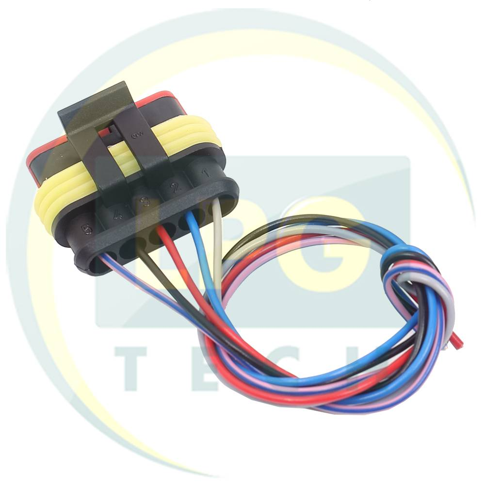 Проводка до датчика тиску та вакууму PS-ССT6 (KME Diego G3)