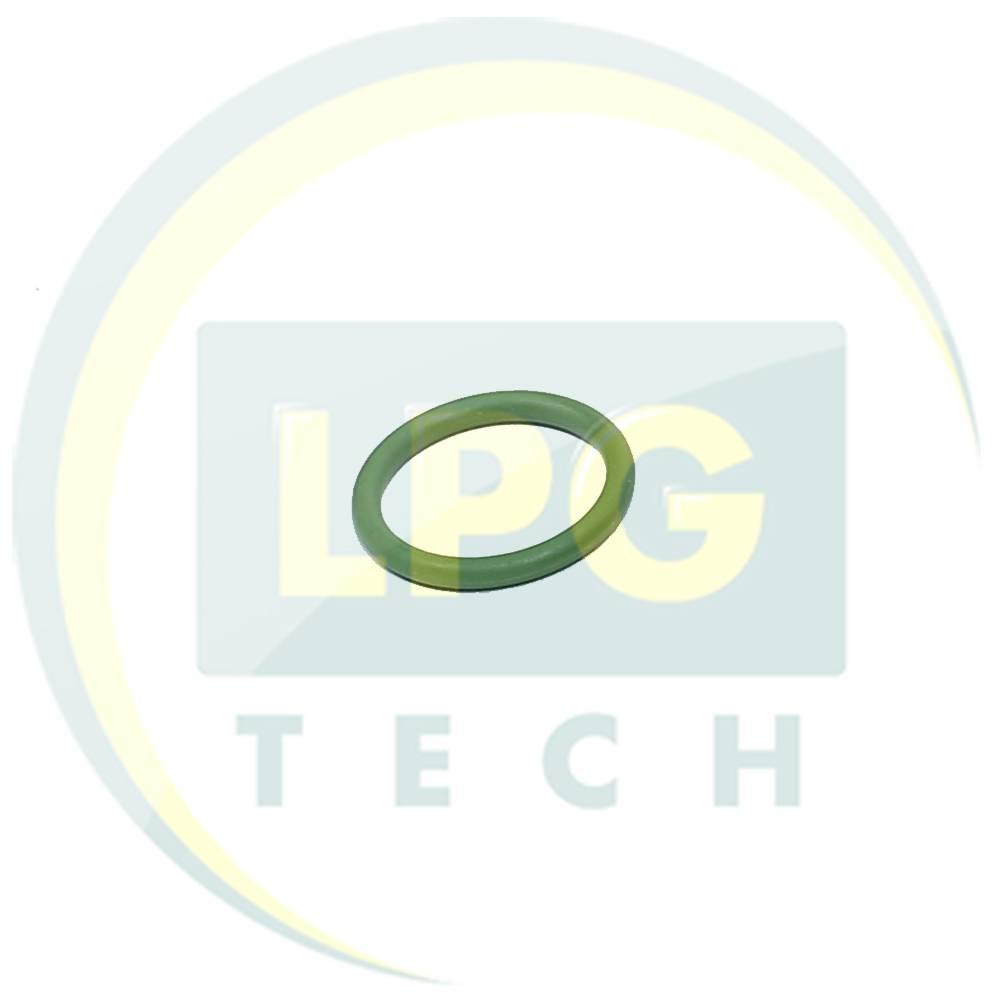 Гумова прокладка до форсунок Valtek D5х1 (маленька зелена)