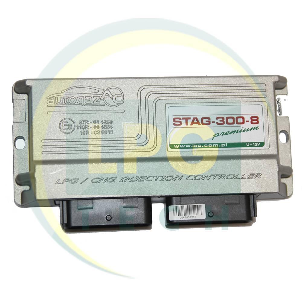 Інжекторні системи Stag-300 серії Premium: особливості, переваги, характеристики