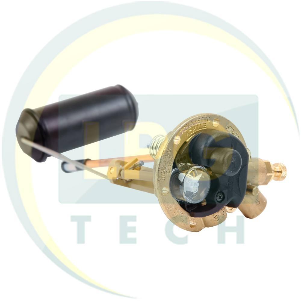 Мультиклапан Tomasetto 270-0 класу A без ВЗП для зовнішніх тороідальних балонів (MVAT0094.1)