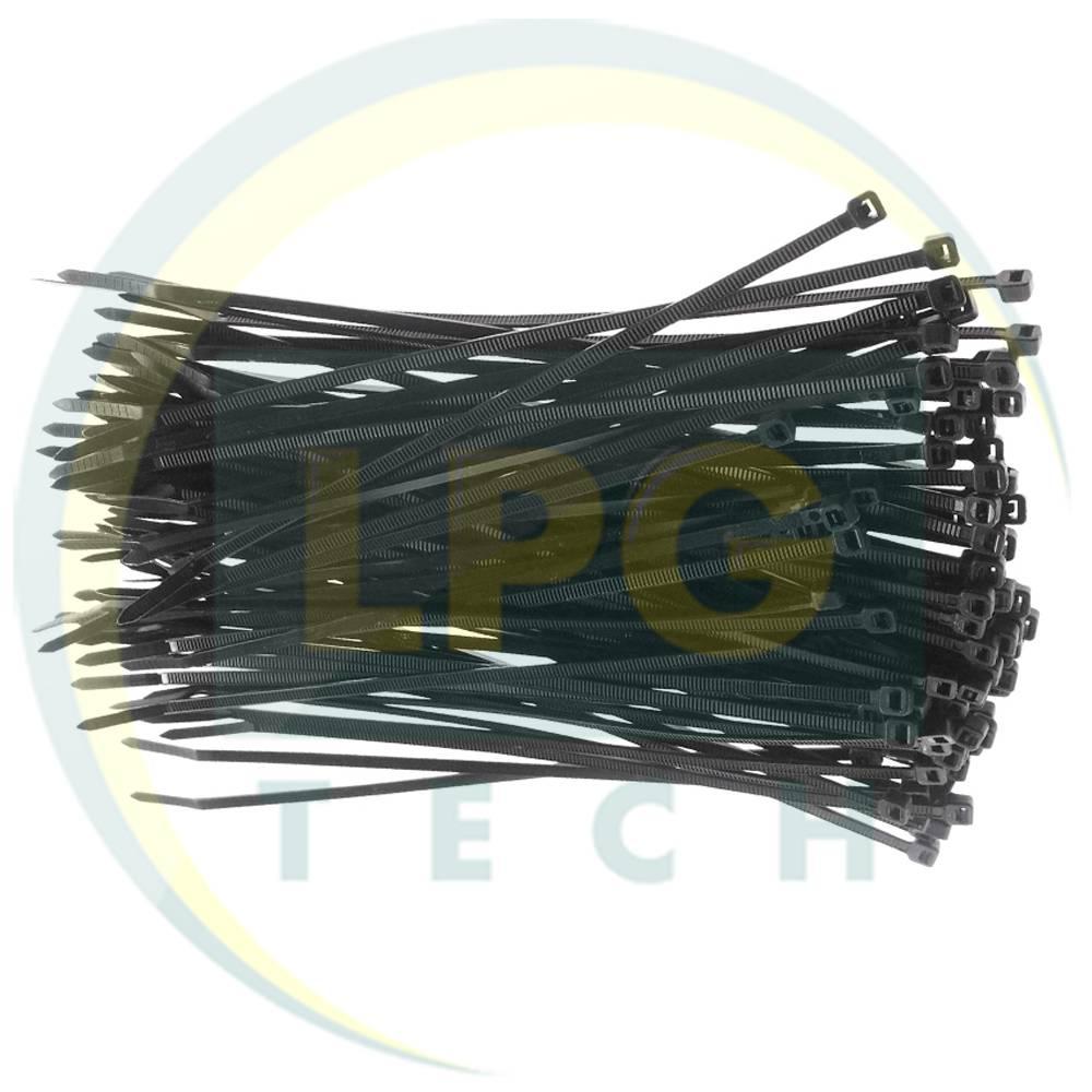 Стяжка кабельная 120х2,5 черная (NR TKUV 120/2,5b)