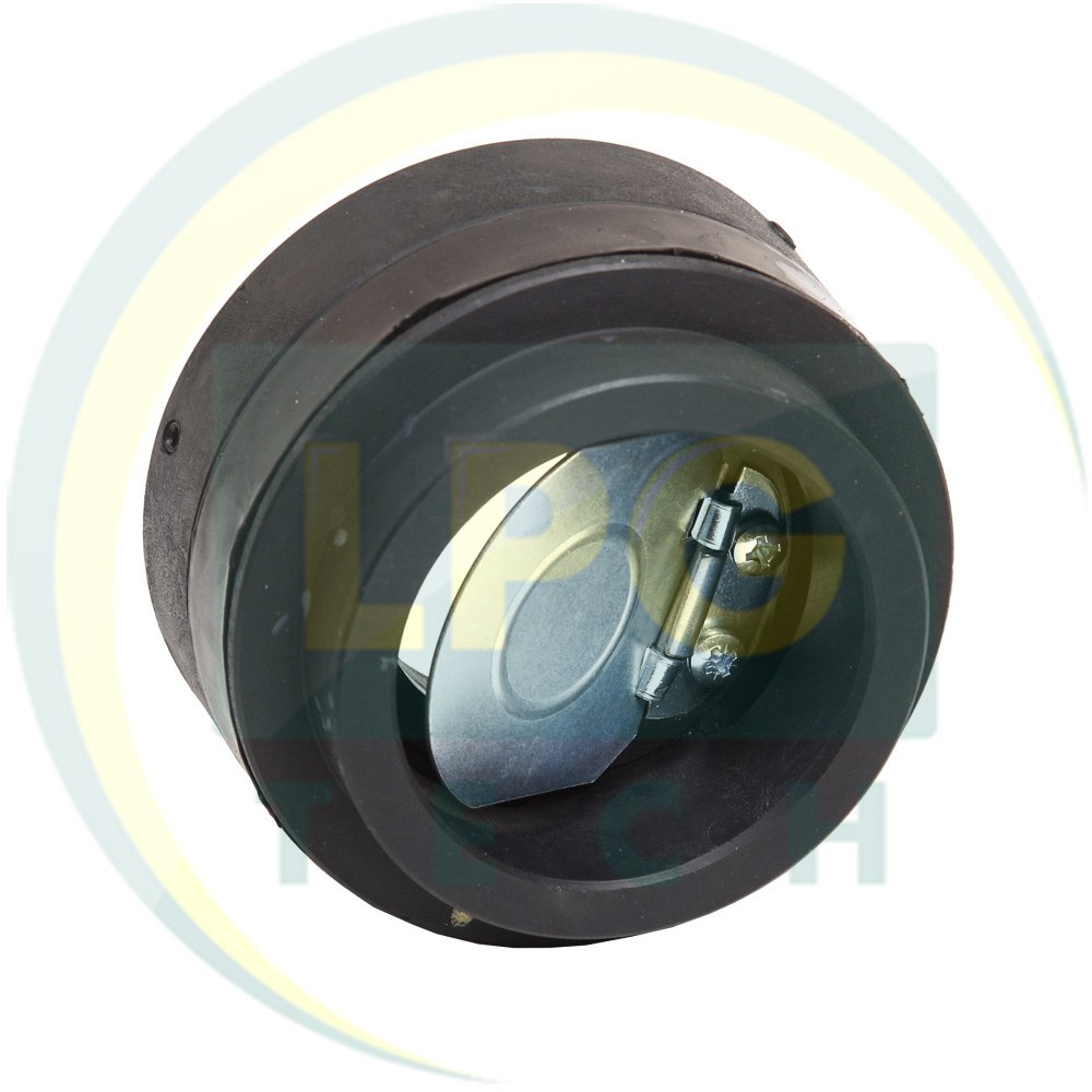 Антихлопковый клапан Rybacki D80 мм