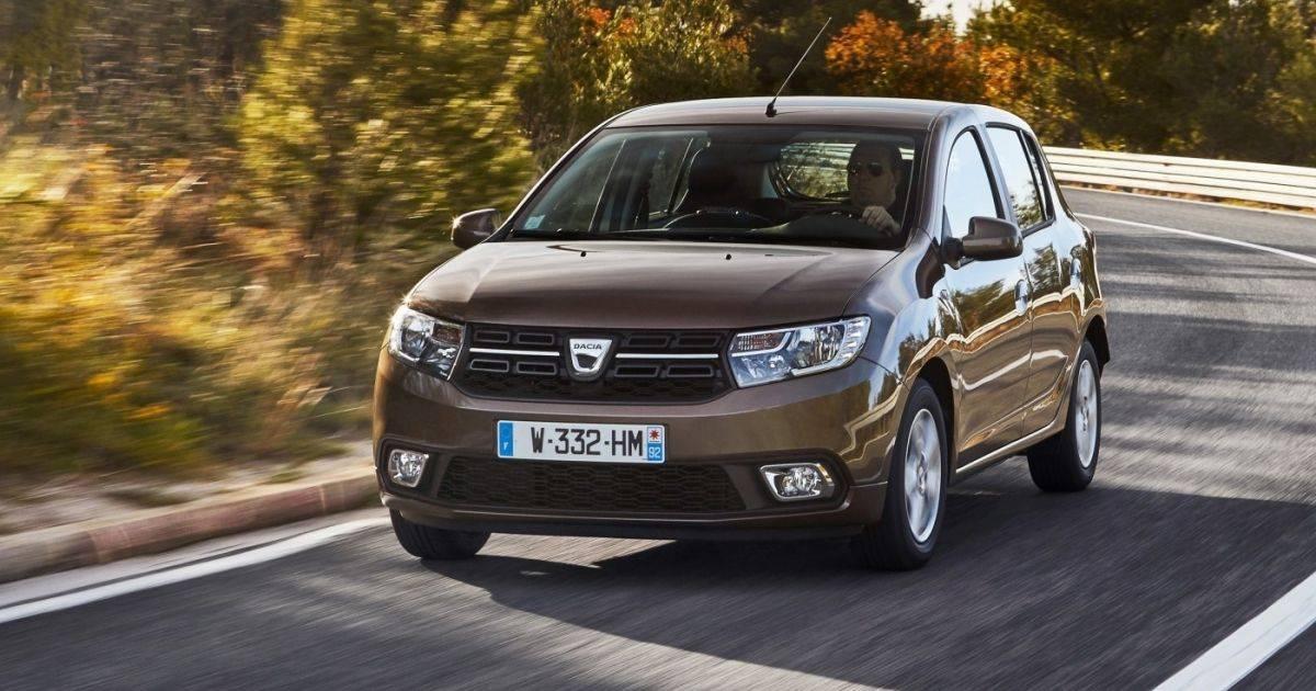Dacia Sandero з ГБО – для Мадридського дорожнього агентства