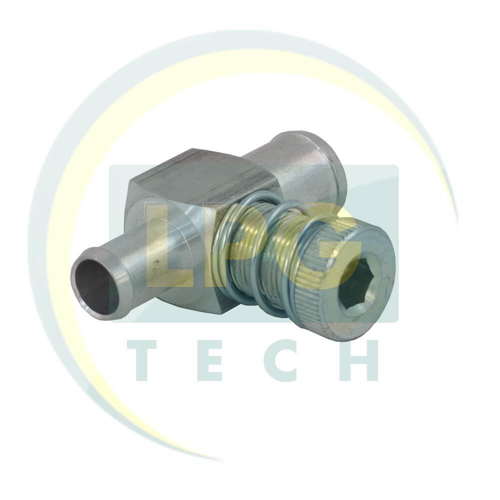 Дозатор газу OML 17x12 мм