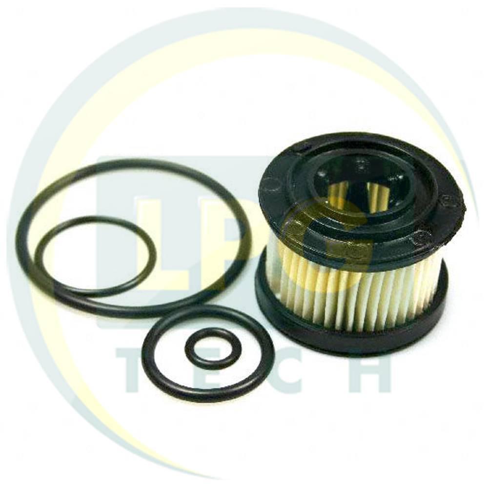 Фільтр клапана газу BRC з кільцями (KLPG13)