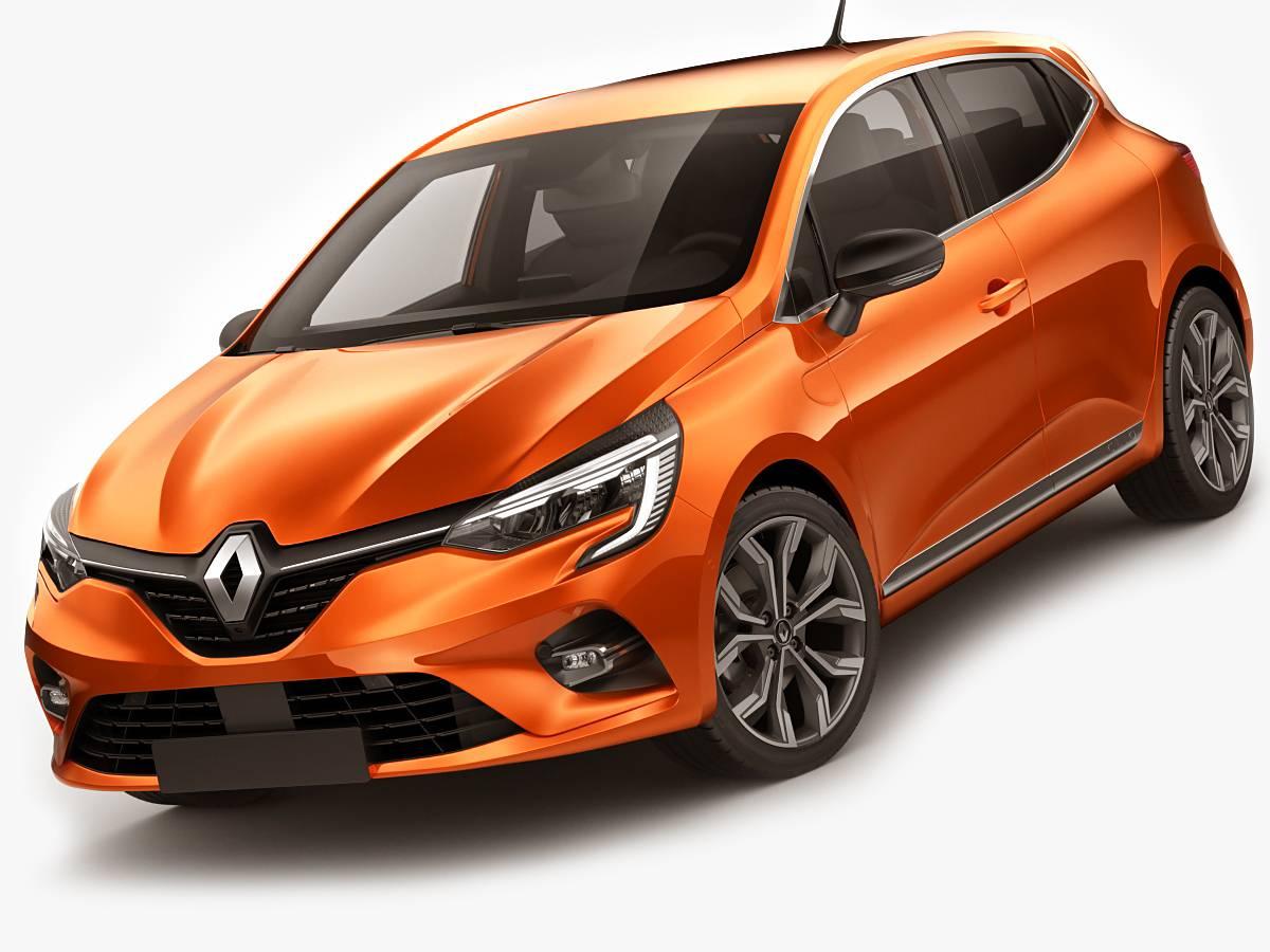 Renault представляє новий двигун LPG для моделей Clio і Captur