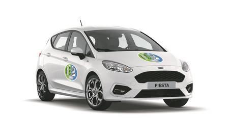 Ford пропонує версію Fiesta з ГБО в Іспанії