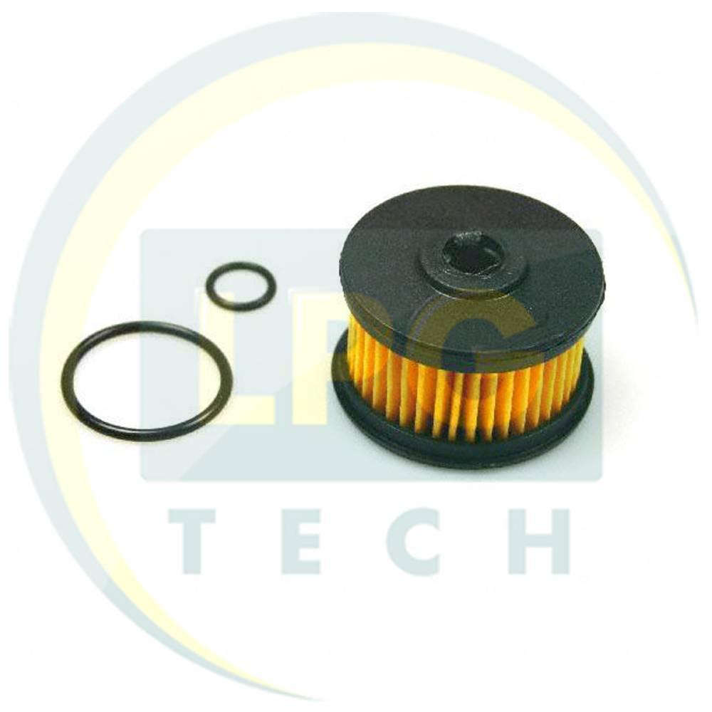 Фільтр клапана газу MED, Tartarini з ущільнювальними гумками