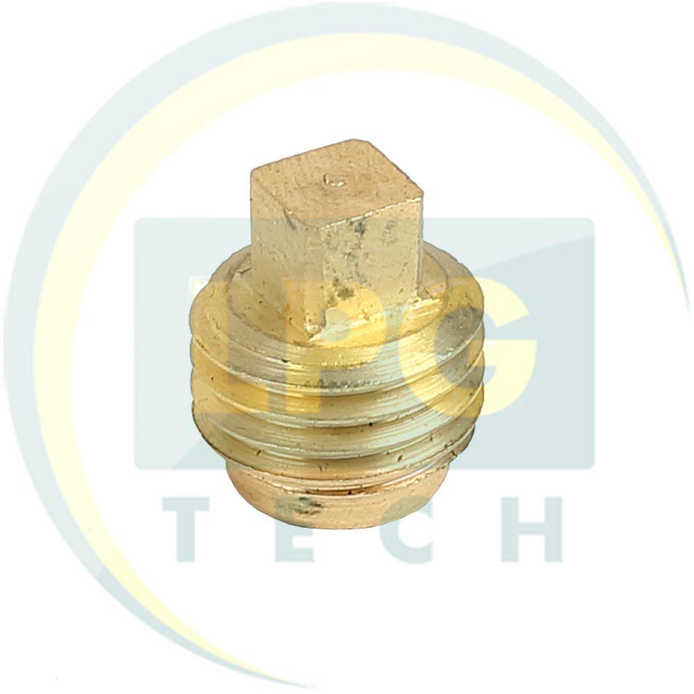 Клапан для метанового вентиля