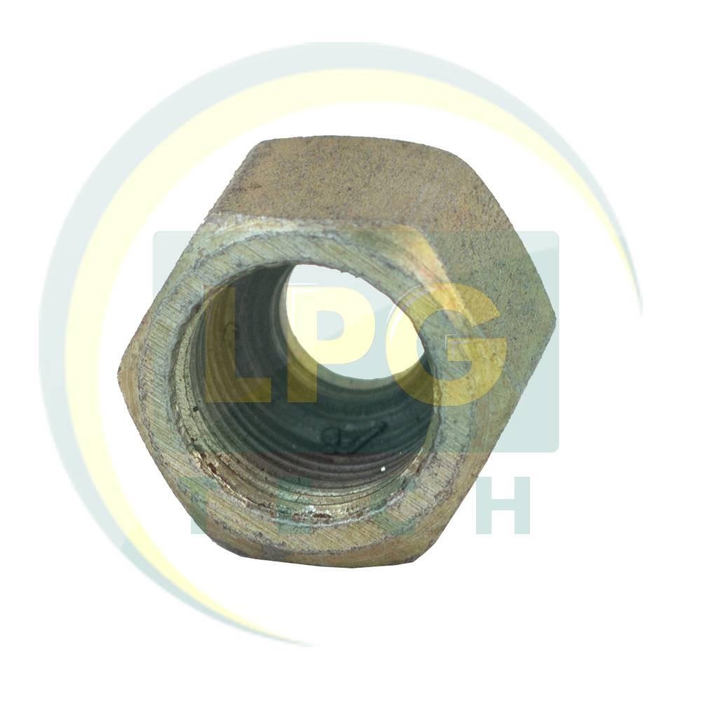 Гайка для метану D10 мм (М18х1,5)