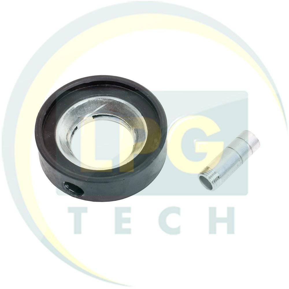 Змішувач круглий Rybacki D72 мм