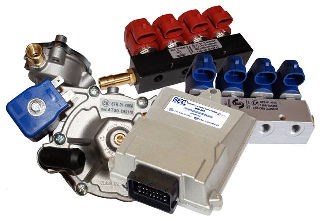 Інжекторна система Lecho Mini Sec: призначення, переваги, схема підключення