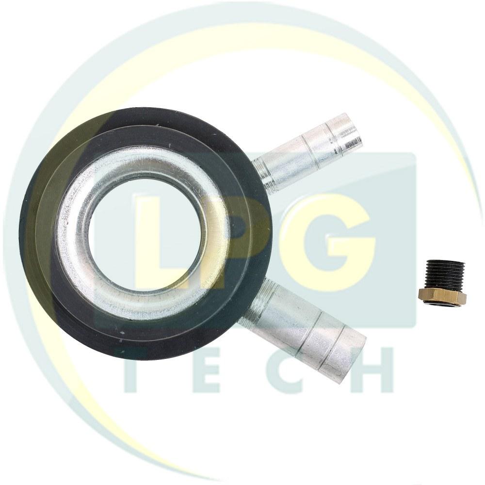 Смеситель круглый DV D56 мм (300-402)
