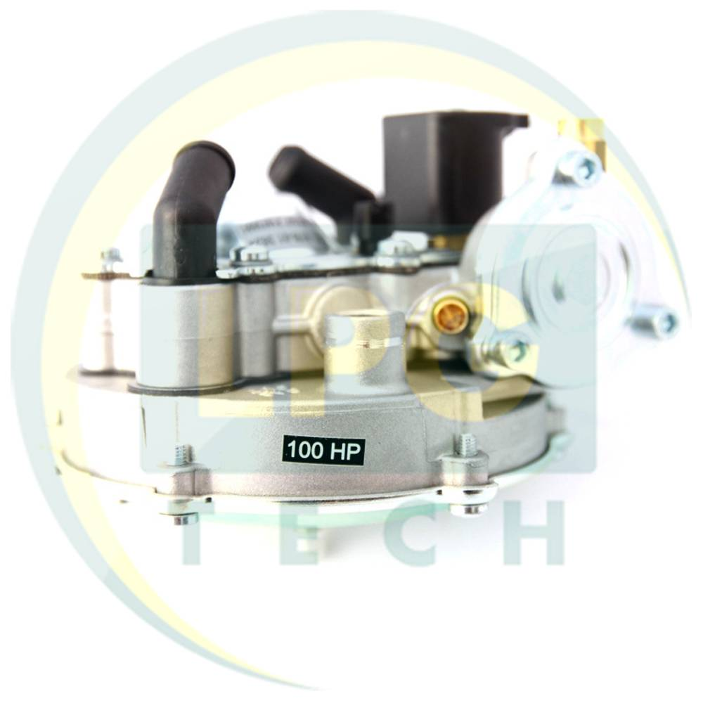 Газовий редуктор Tomasetto до 100 к.с. з фільтром