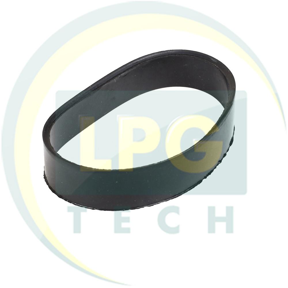 Резинка до антихлопкового клапану D60 мм метал