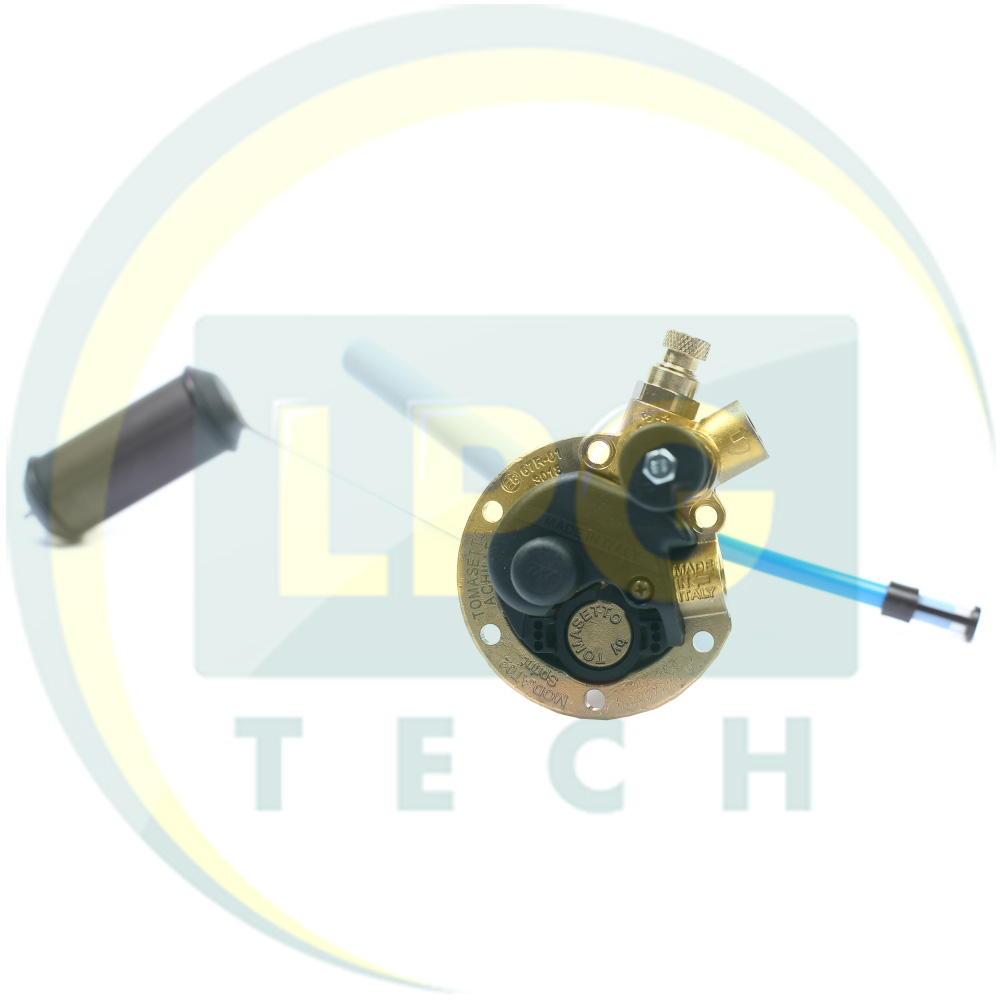Мультиклапан Tomasetto Sprint 220/225-0 з котушкою без заправного пристрою (MVAT0292.1)