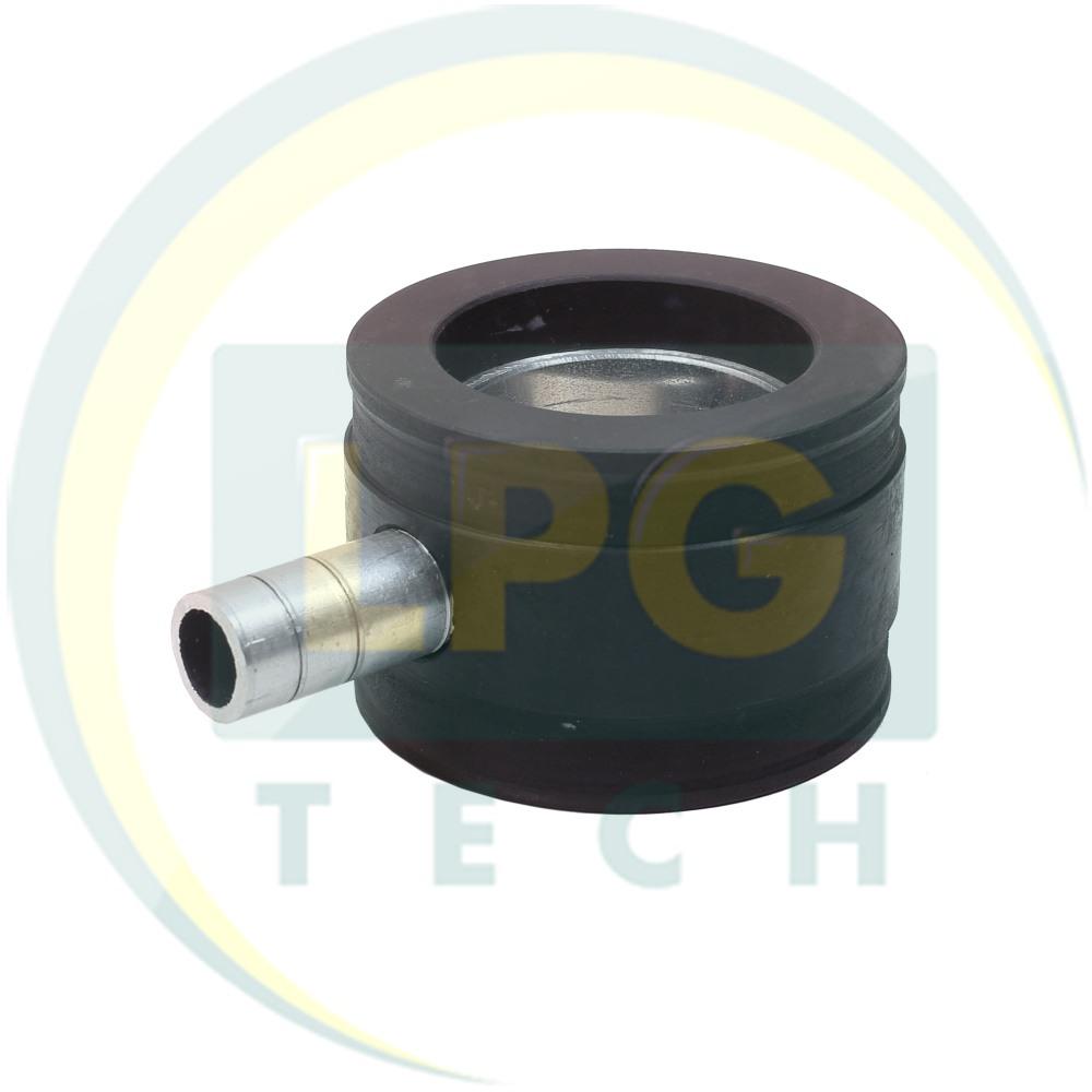 Змішувач газу універсальний в гофру D70 мм
