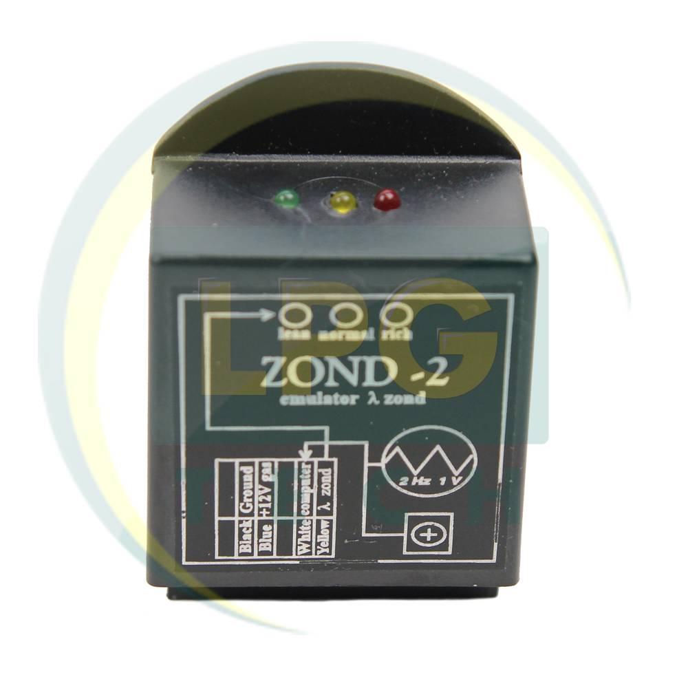 Емулятор лямбда-зонда. Узгодження датчика кисню з ЕБУ автомобіля