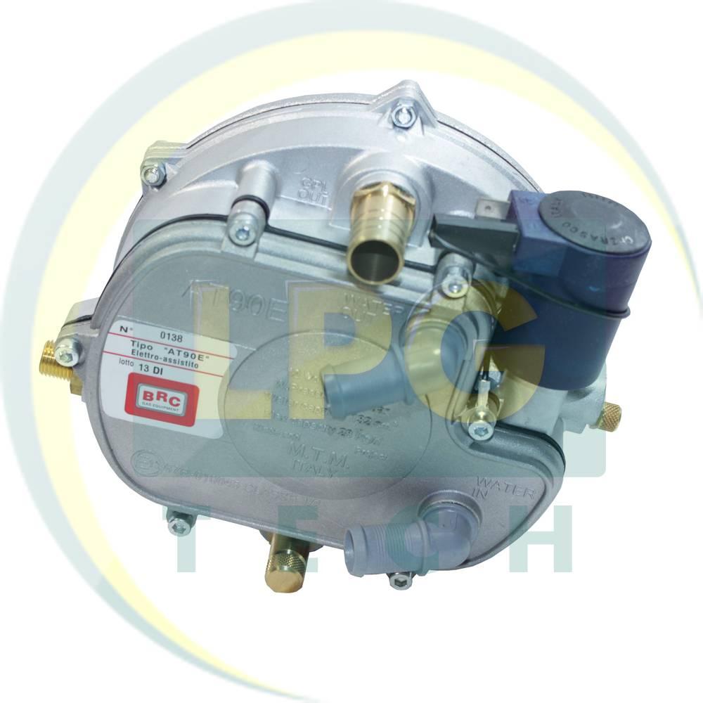 Редуктор газовий BRC AT-90 E Super понад 140 kW