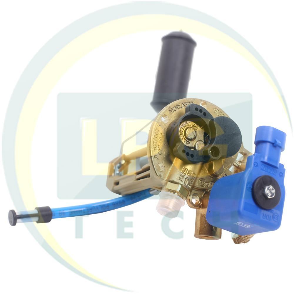Мультиклапан гбо: пристрій, монтаж, застосування, характеристики