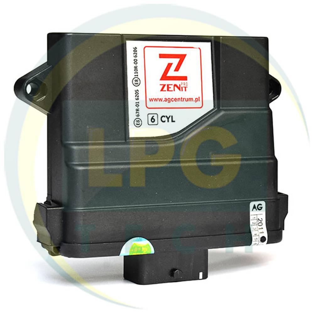 Блок керування Zenit Pro 6 циліндрів