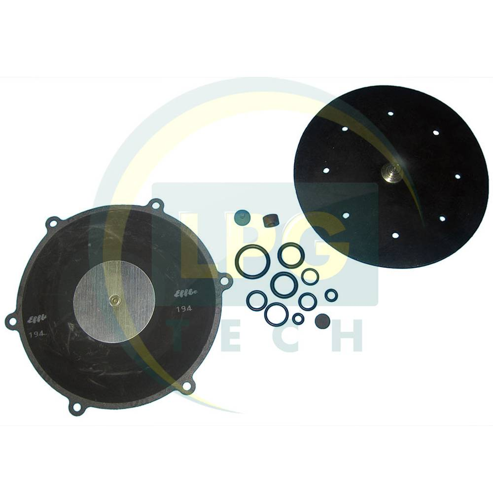 Ремкомплект для редуктора Mimgas електронний