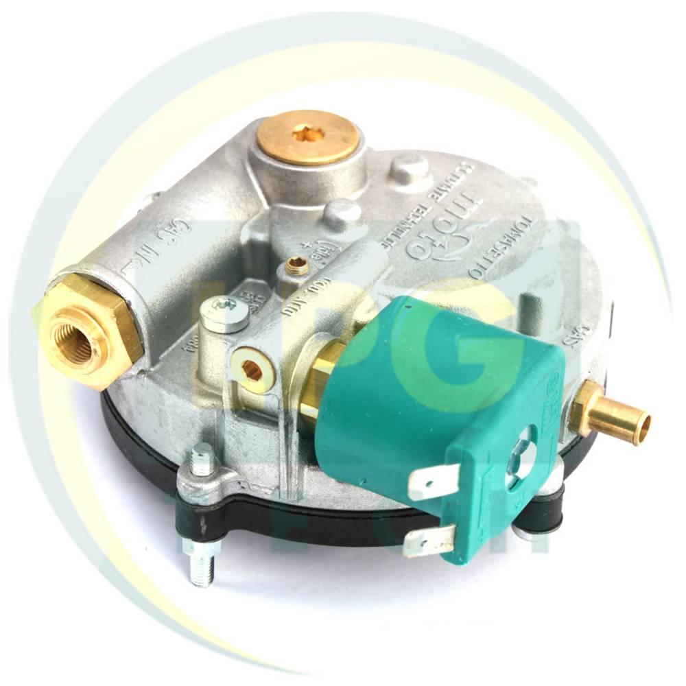 Як правильно підібрати газовий редуктор Tomasetto – опис і характеристики