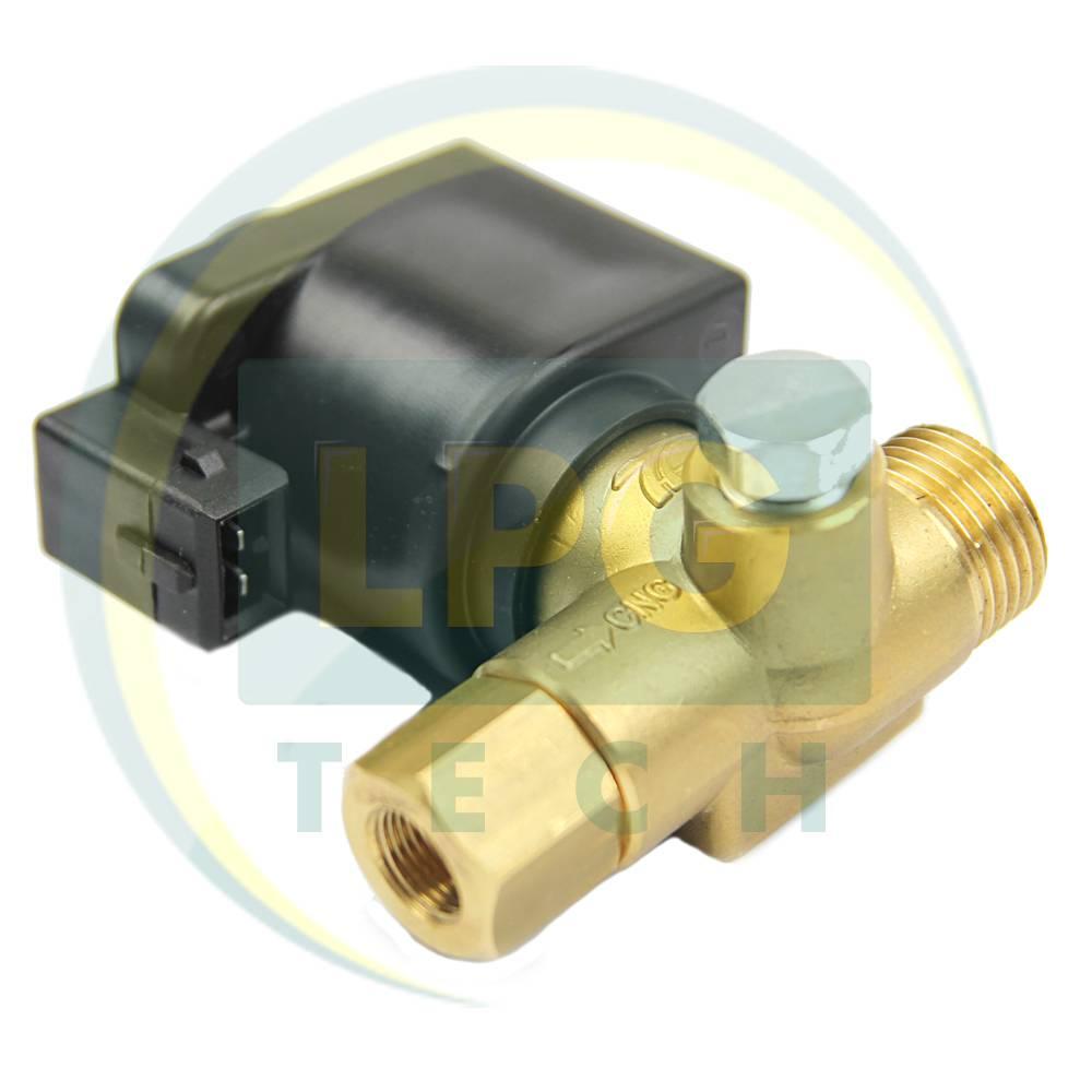 Електроклапан газу Tomasetto (метан)