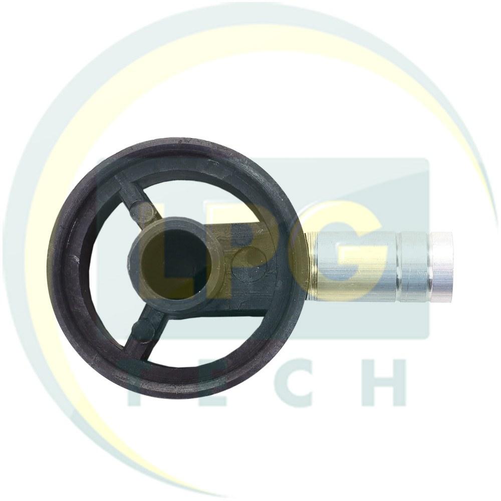 Змішувач потоковий D63 мм Ecotec