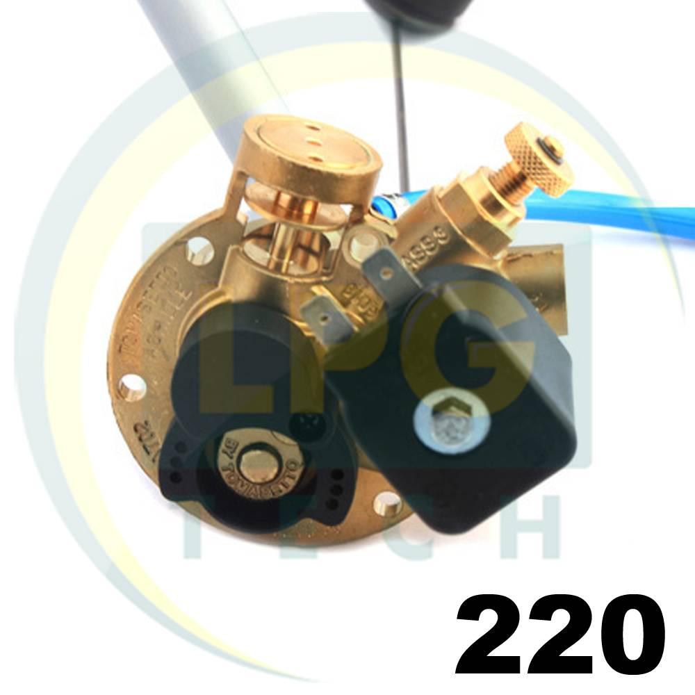 мультиклапан Tomasetto At02 инструкция - фото 5