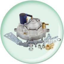 Купити редуктори газові метан для 1 2 3 покоління ГБО на автомобіль