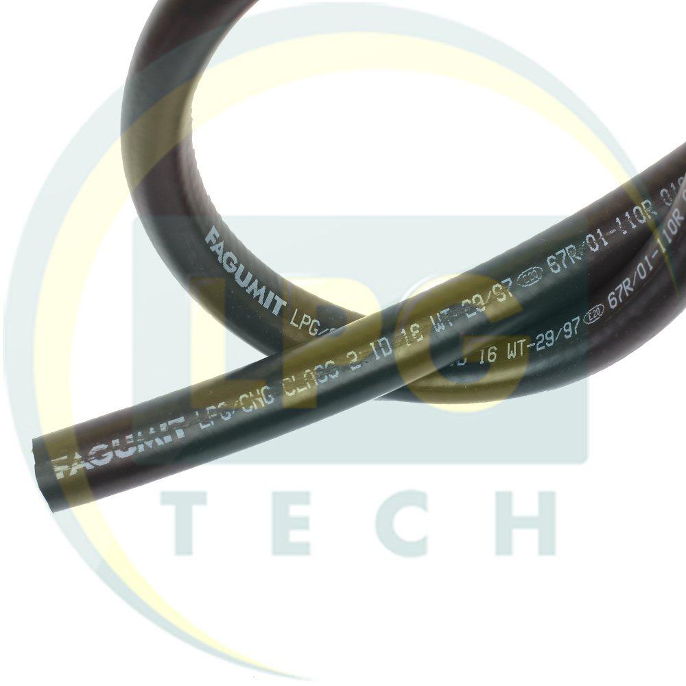 Рукав LPG/CNG D16 мм Fagumit (WT29-97 D16)