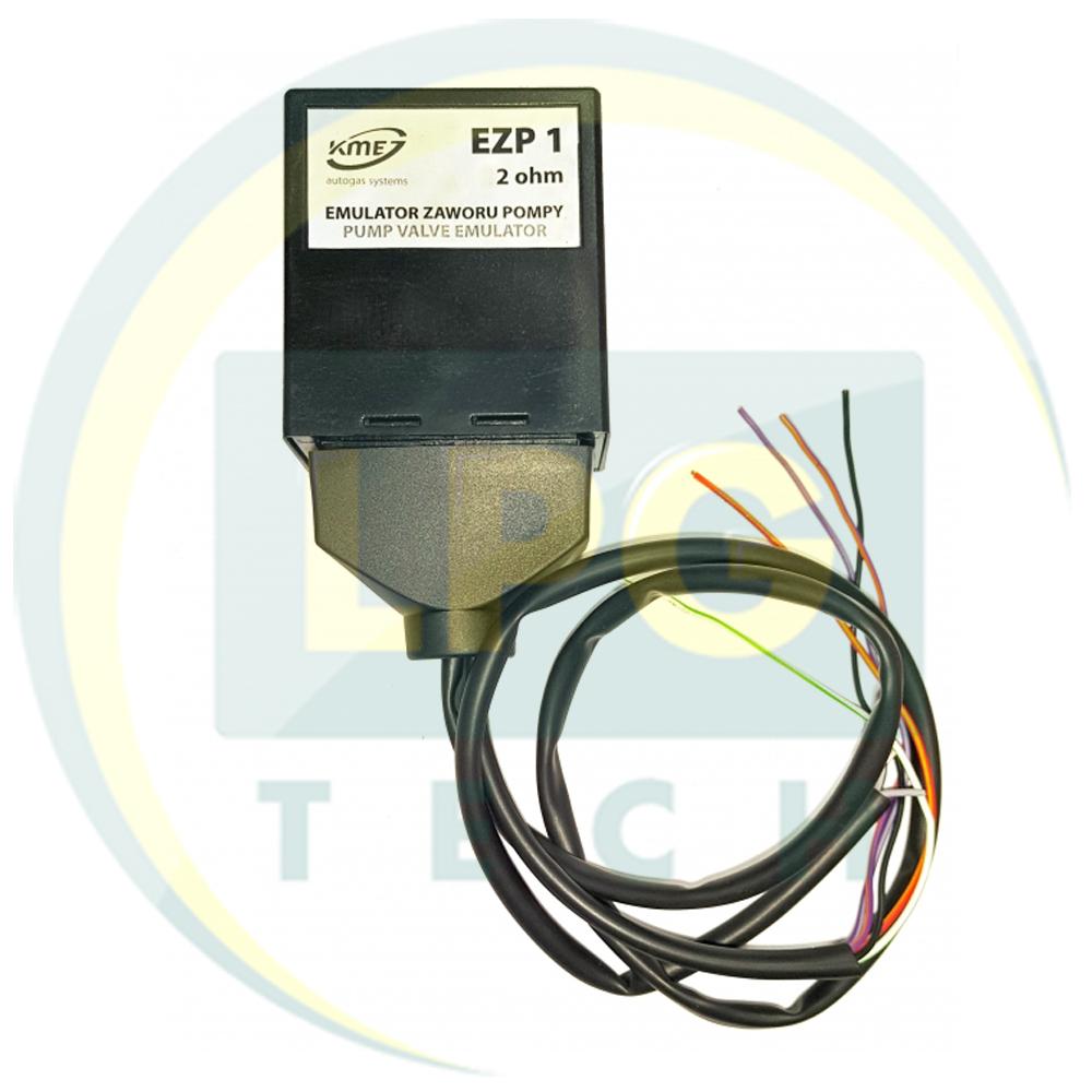 Эмулятор давления бензина KME EZP1 (2 Ом)